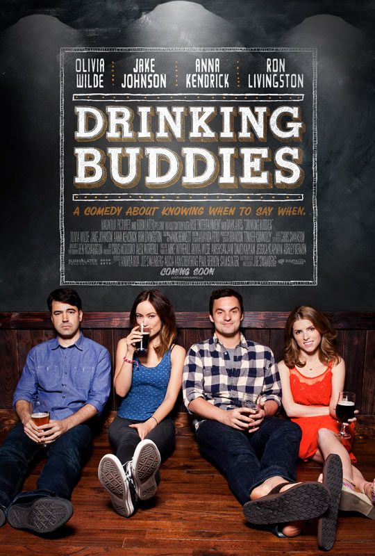 Drinking Buddies - Movie Trailers - iTunes