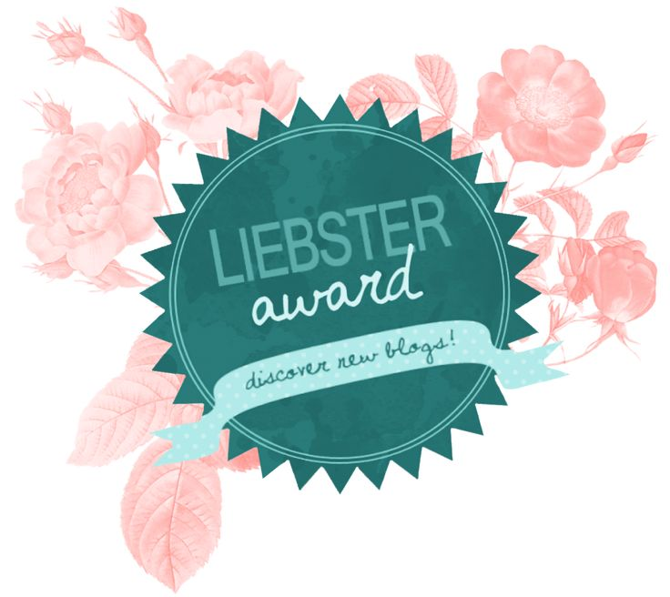 I've been nominated for a Liebster Award! • Where The Heart Is