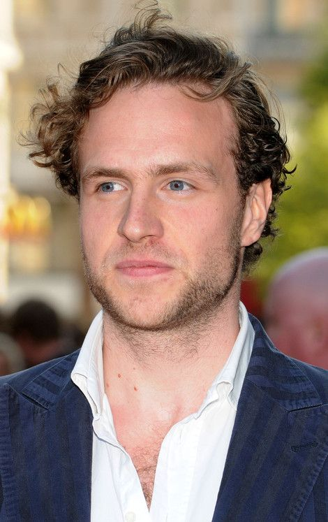 Rafe Spall. Probably one of my more unusual crushes, but I just adore him!