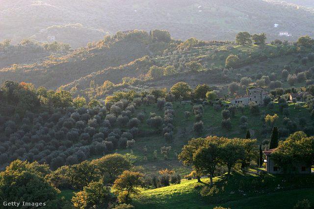 Szállás két hétre egy 18. századi toszkán farmházban, vagy sajtkészítés egy…