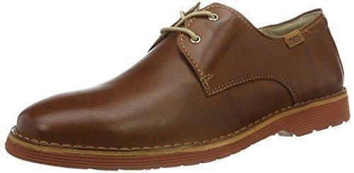 Oferta: 99€ Dto: -9%. Comprar Ofertas de Pikolinos Ubeda M4f_v17, Zapatos de Cordones Oxford para Hombre, Marrón (Cuero), 44 EU barato. ¡Mira las ofertas!