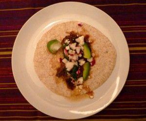 tacos boeuf mijoteuse
