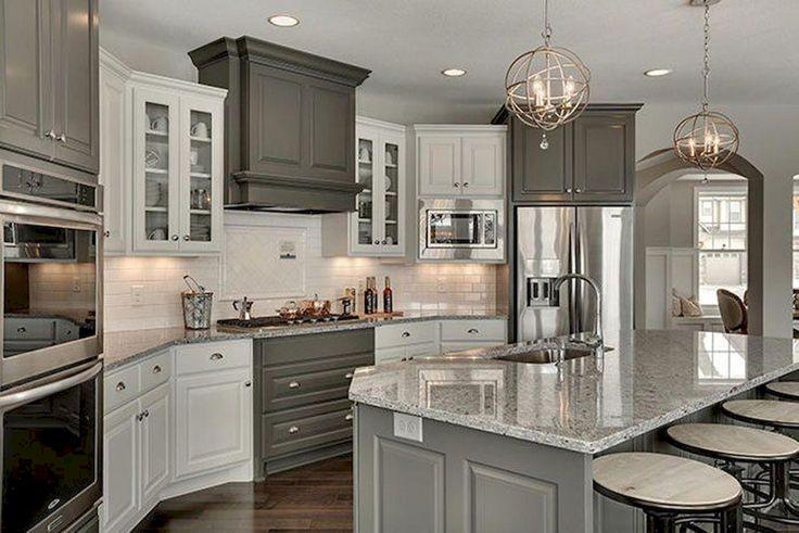 28 awesome gray kitchen design ideas kitchen