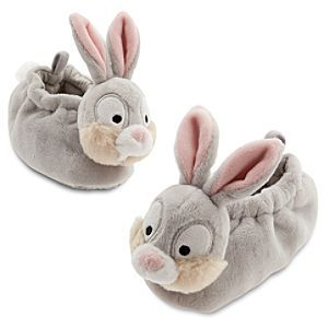 Disney Thumper Plush Slippers for Baby | Disney StoreThumper Plush Slippers for Baby - Baby will be thumping his feet along with our boisterous bunny from Bambi in these soft plush Thumper slippers just made for hopping down the trail of life!