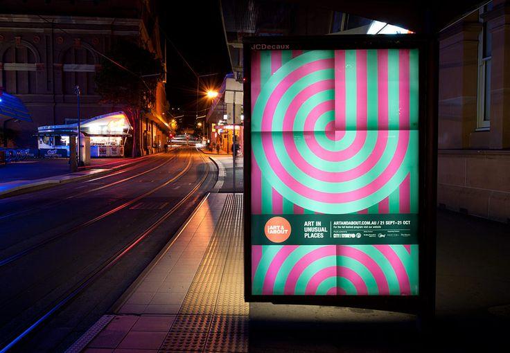 by TokoDesign Inspiration, Festivals Posters, Pattern Design, Design Graphics, Street Art, Graphics Pattern, Graphics Design, Art Installations, Blog Design