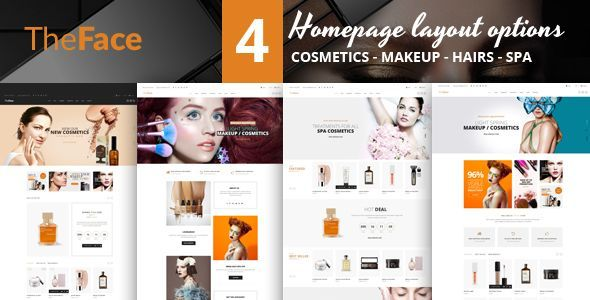 Theface magento theme aims to provide you with all the features of a beauty