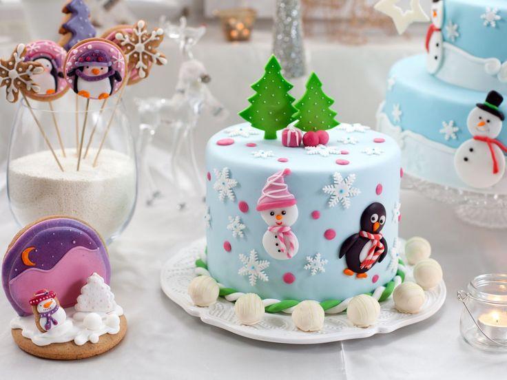 Gâteaux de Noël - Album on Imgur