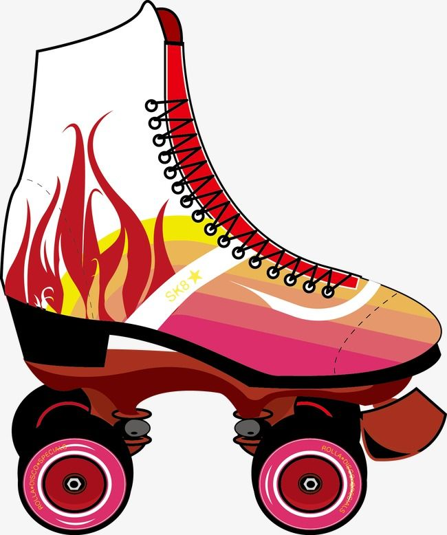 Vector Skates Roller Skates Vector Shoe Png And Vector With Transparent Background For Free Download Powerpoint Clip Art Free Clip Art Math Coloring Worksheets