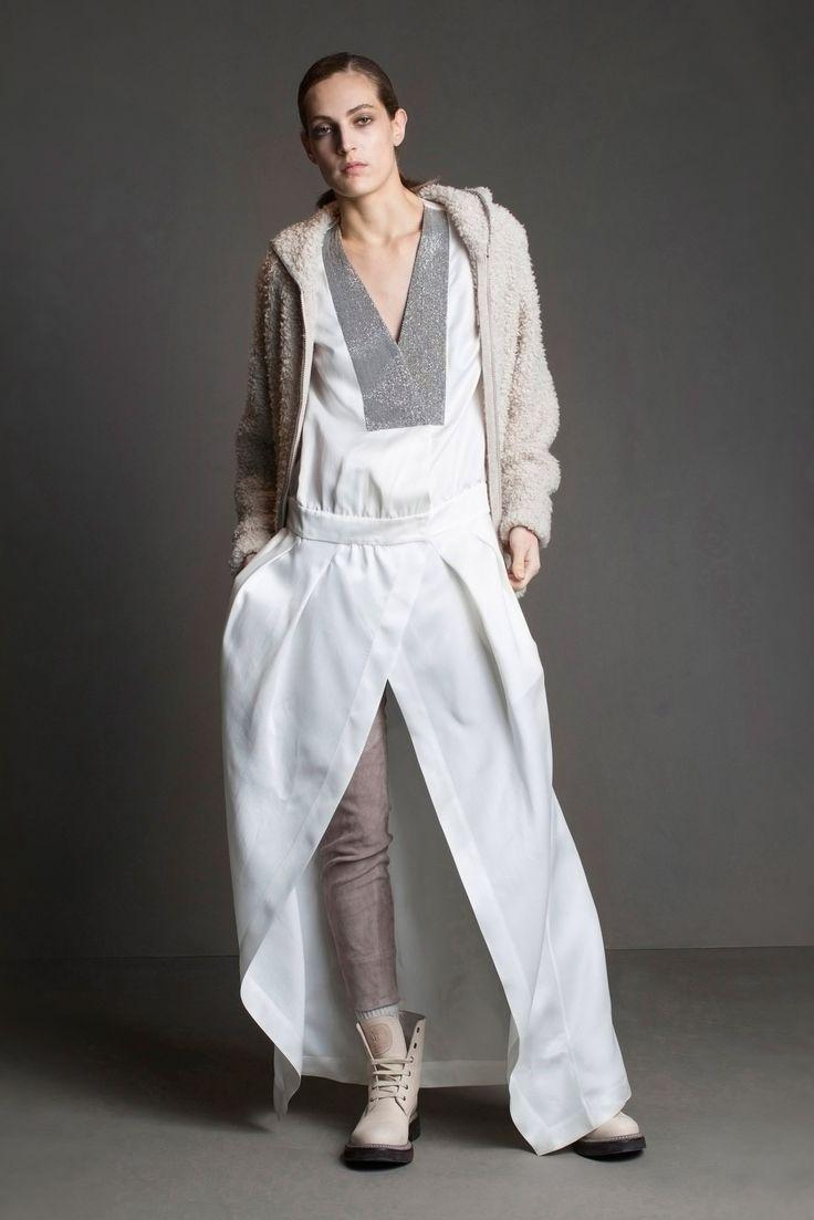 Brunello Cucinelli - Fall 2015 Ready-to-Wear - Look 28 of 30