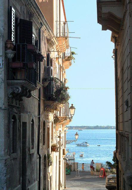 Siracusa, Sicily, Italy