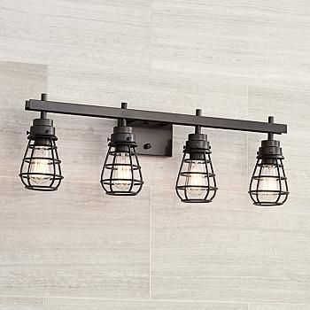 Bathroom Vanity Lights Lamps Plus best 10+ bathroom light bar ideas on pinterest | vanity light