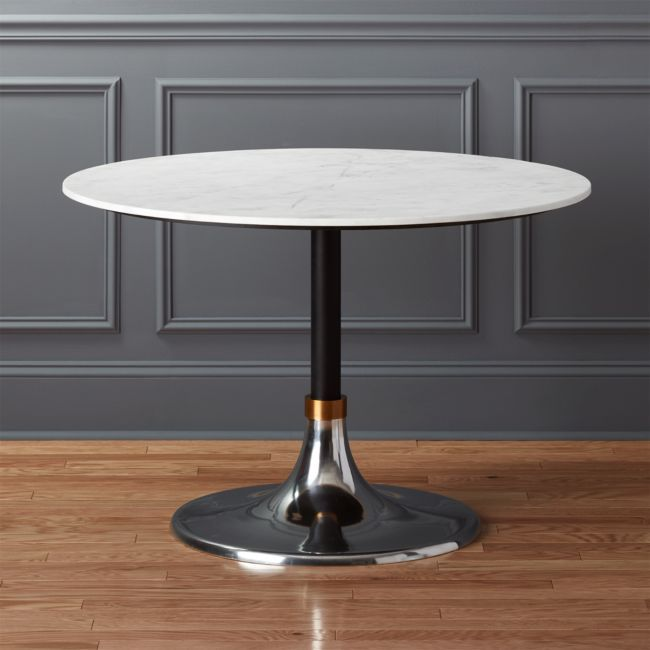 Hackney Marble Dining Table Reviews Cb2 Dining Table Marble Marble Dining Brass Dining Table