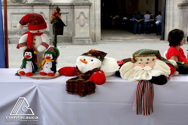 Estudie rápido, fácil y con calidad en Comfacauca. Pregunte por nuestros cursos para navidad. http://www.comfacauca.com/servicios/capacitacion/popayan