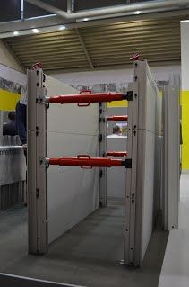 Litebox - aluminium shoring systems. www.blackbull.com.ro - the official dealer of Ischebeck Gmbh in ROMANIA