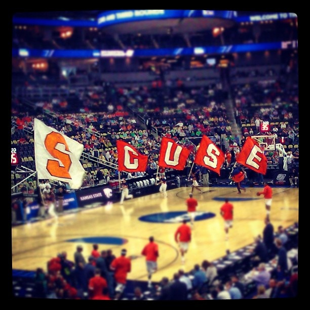 My passion in life. Syracuse Basketball.