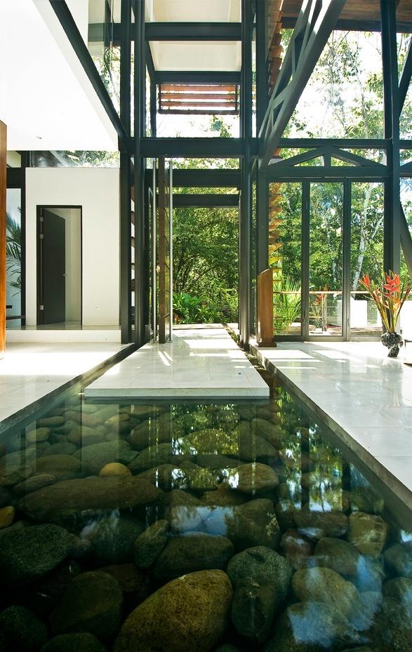 indoor serenity pool