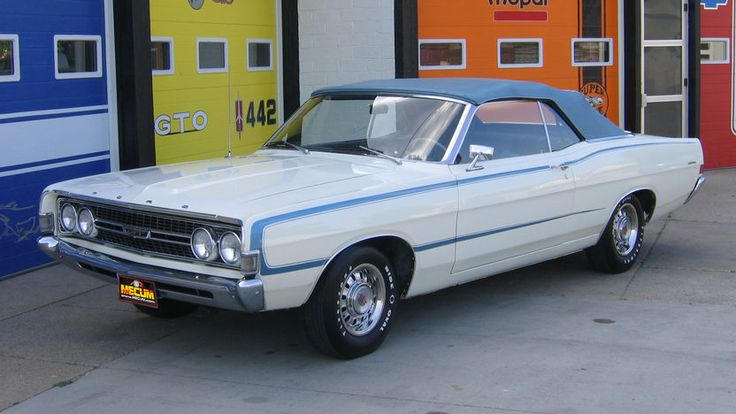 1968 Ford Torino GT Cabrio | S227 | Des Moines 2012   –  Classic Cars