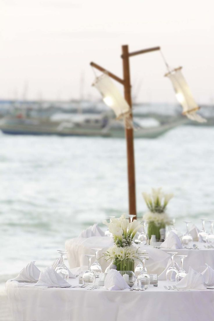 Magnificent Seaside Wedding Theme Ideas Composition - Wedding Dress ...