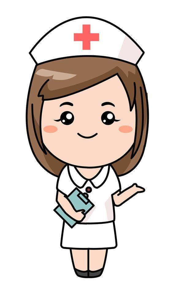 cute nurse cartoon - Buscar con Google