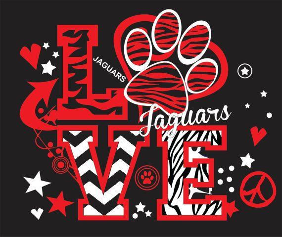 Reebok Jacksonville Jaguars Youth Girls Sparkle Flourish Double ...