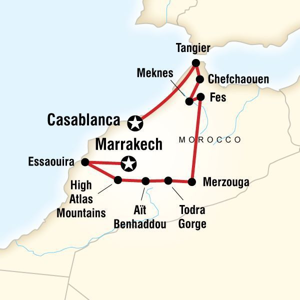 Highlights of Morocco - Lonely Planet