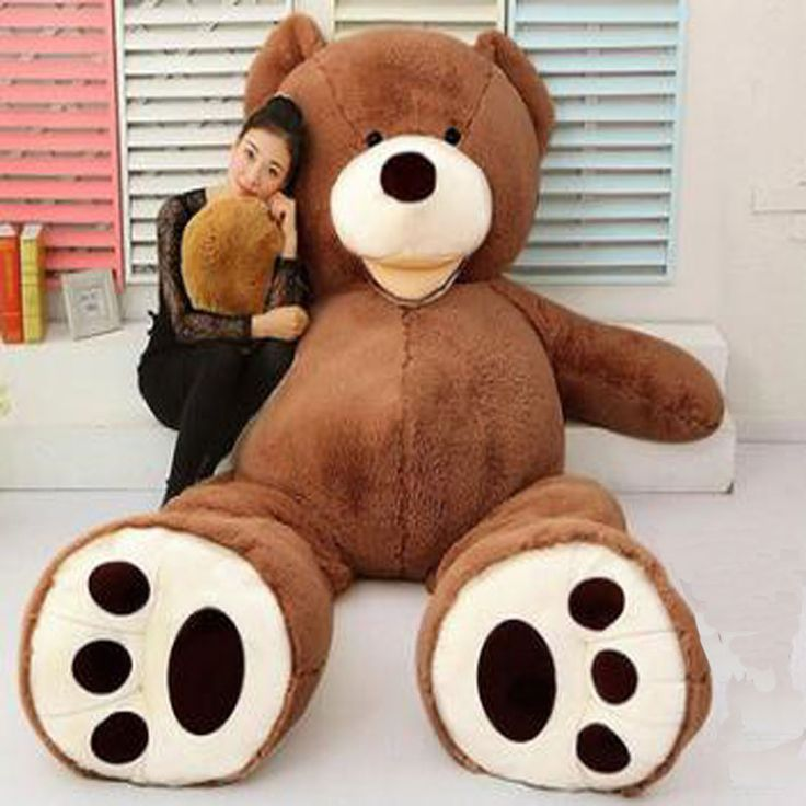 17 best ideas about giant plush bear on pinterest giant plush big teddy bear and big teddy. Black Bedroom Furniture Sets. Home Design Ideas