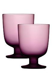 Iittala, Lempi lasi 35cl 2kpl/pakkaus, vaaleensinisenä