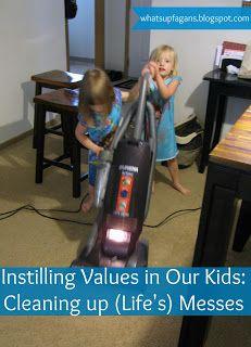 Instilling Values in Our Children