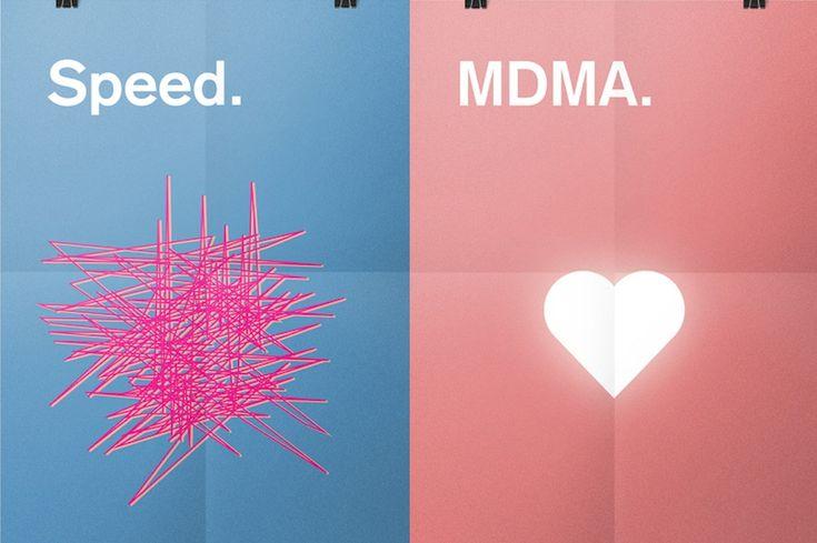 A kábítószerek hatásai frappáns minimalista posztereken | Urbanplayer.hu