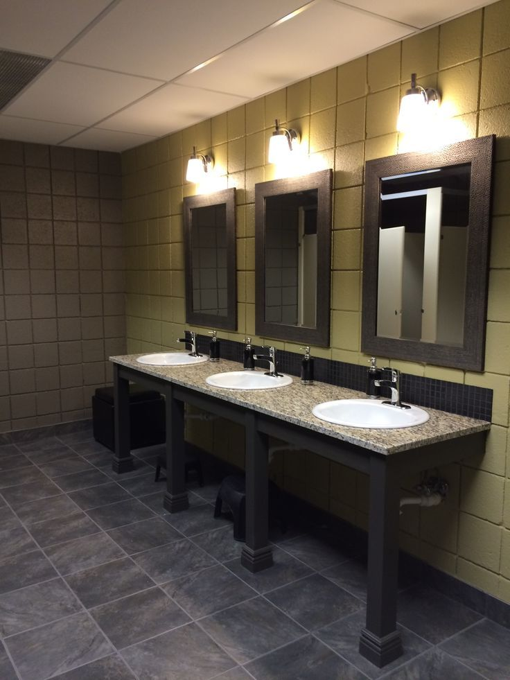 Would your church bathrooms make your mother