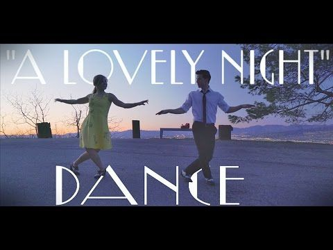 """La La Land - """"Lovely Night Dance"""" By Carson Dean with Kausha Campbell - YouTube"""