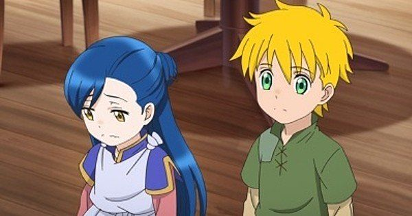 ascendance of a bookworm episode 7 ascendance of a bookworm episode 7 i m not sure if this series has it in itself to ever turn book worms anime anime child