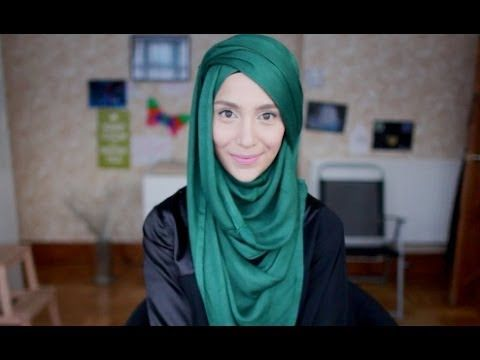 EID TUTORIAL! TURBANESQUE HOOJAB!