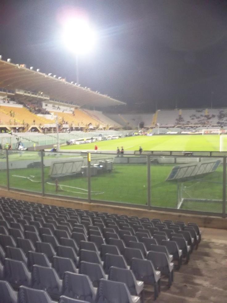 AS Roma at Viola