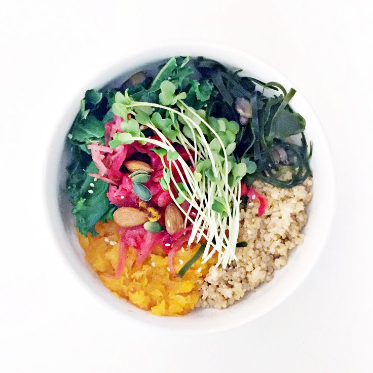 The whole bowl inspired by cafegratitude clean food dirty city clean food dirty city - Foods never wash cooking ...