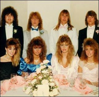 35 Ridiculous 80s Prom Photos - oh...my...god...the flashback is making my head