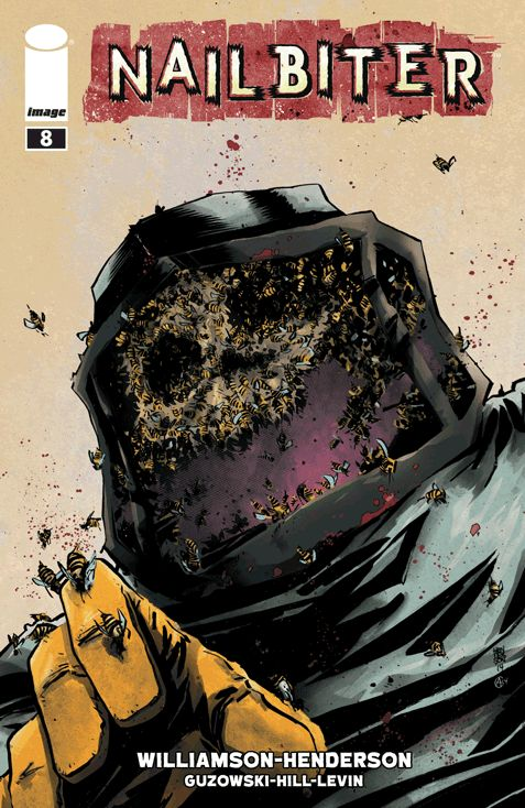 HorrorTalk Review of Nailbiter #8, published by Image Comics.
