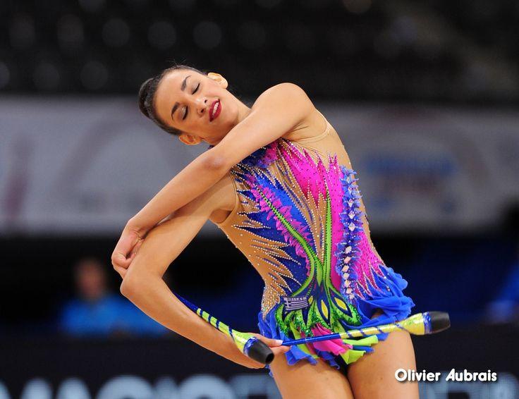 Kyriaki Alevrogianni (Greece), World Championships (Stuttgart) 2015