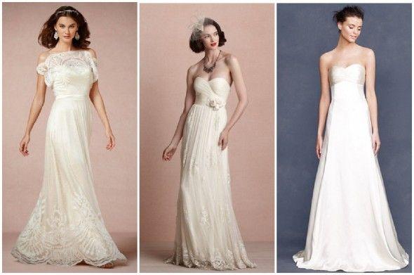 Romantic Style Wedding Dresses