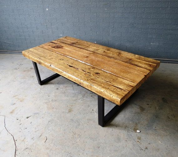 Beautiful New York Loft Reclaimed Wood Coffee Tables: Best 20+ Industrial Chic Style Ideas On Pinterest