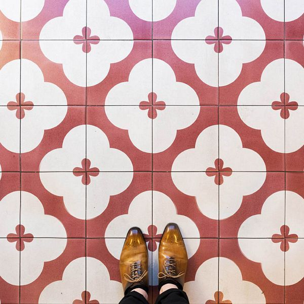 Barcelona's Floors by Sebastian Erras