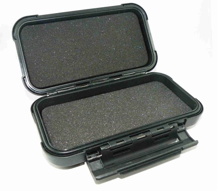 "5-7/8"" x 2-3/4"" x 1-1/2"" Precision Equipment Cases"