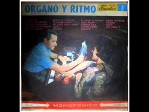 cumbia alegre pescador (en organo) - alejandro bernal y su organo - cumbias clasicas en organo - YouTube
