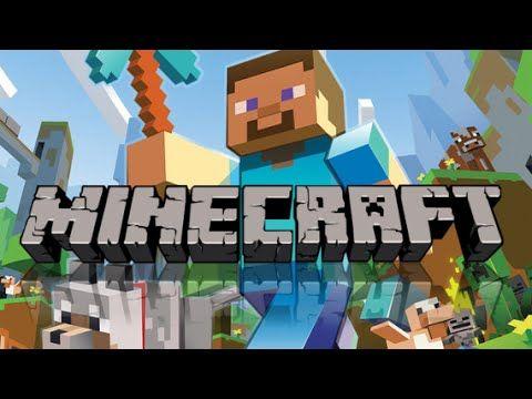 Minecraft: Gameplay Walkthrough Part 1 Building House- Starting Garden