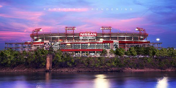 Nissan Stadium - Nashville, TN.