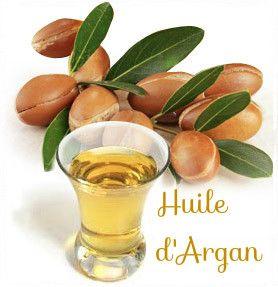 L'huile d'argan est une huile est multi-usages (pour le visage, le corps, les…