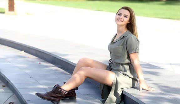"""İrem Helvacıoğlu """"evin iyi kız olarak anılmak istiyor"""""""
