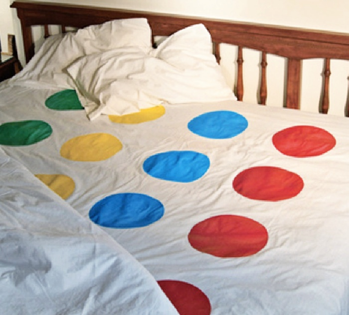 twister bed sheets ) Twister, Bed sheets, Funny