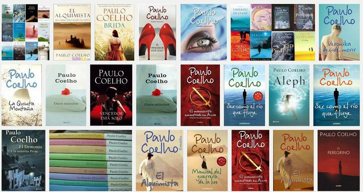 Descarga Casi Todos Los Libros Completos De Paulo Coelho
