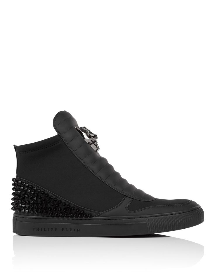 "high sneakers ""party"" - Shoes - Men 